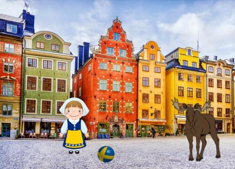 ¡Evádete con el mes de Suecia en Oceanzer!